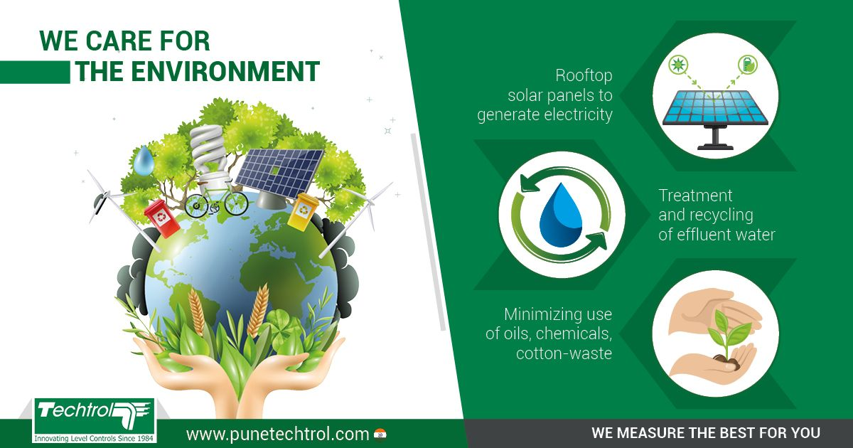 Adopting Green Culture: Prevent Air Soil And Water Pollution