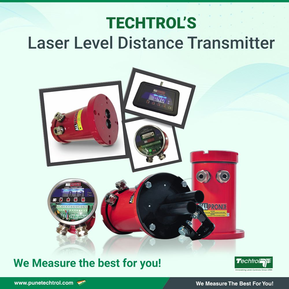 Laser Level Distance Transmitter  Designed for complex level measurements and extreme operating conditions