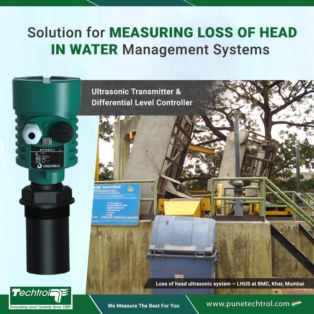 Techtrol Solution for Measuring Loss of Head in Water Management Systems