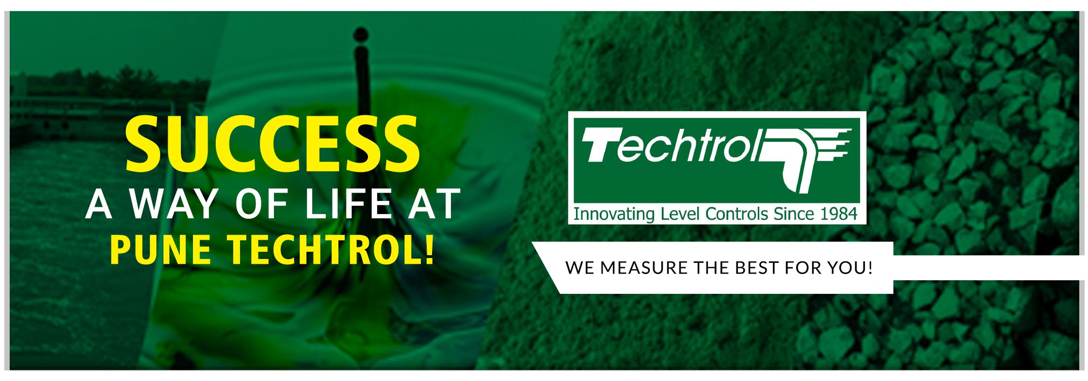 Success - A way of life at Pune Techtrol!