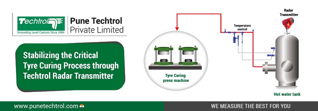 Stabilizing the Critical Tyre Curing Process through Techtrol Radar Transmitter