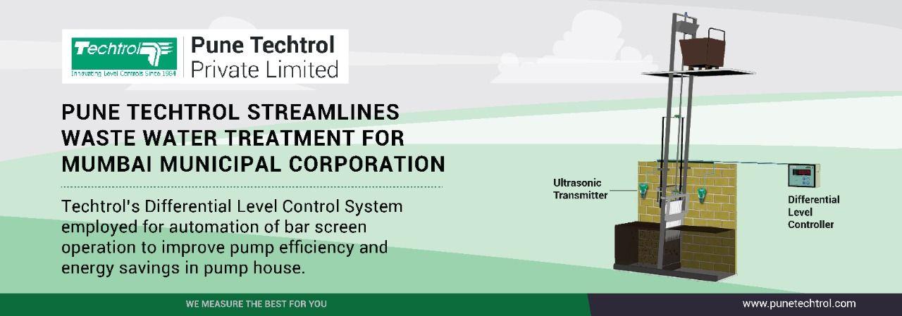 Pune Techtrol Streamlines Waste Water Treatment for Mumbai Municipal Corporation