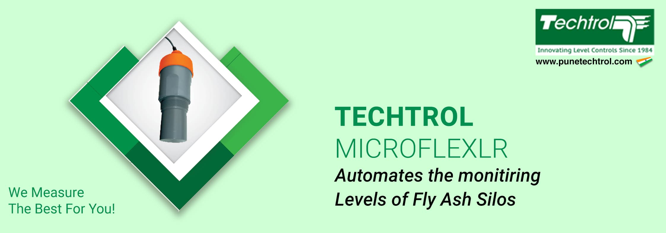 Techtrol Microflex-LRon Fly-Ash Silosof The Uttam Galva Steels