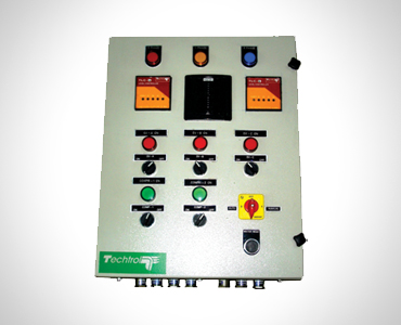 Customised Control Panel – CCP