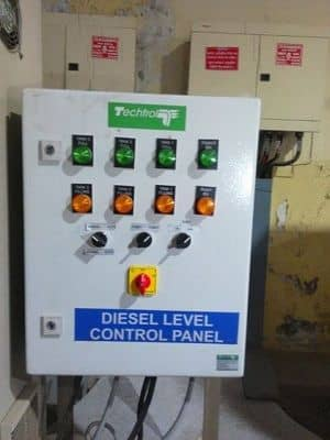 Control Panel - Deisel Level Automation - Pepsico Ranjangoan.jpg