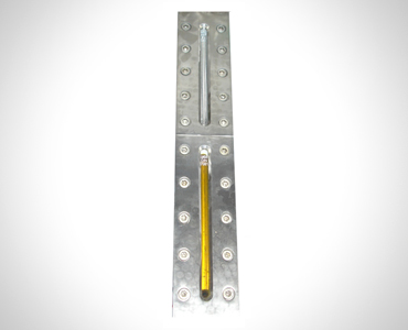 Weld Pad Level Gauge