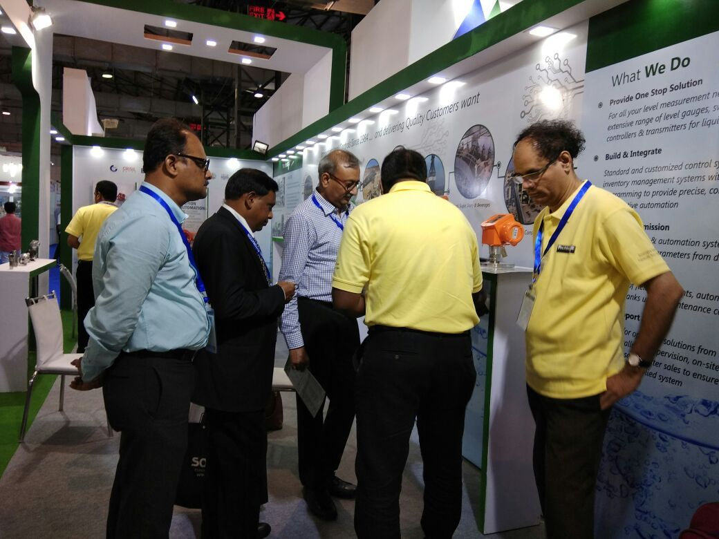 Participation in AUTOMATION EXPO August 2017