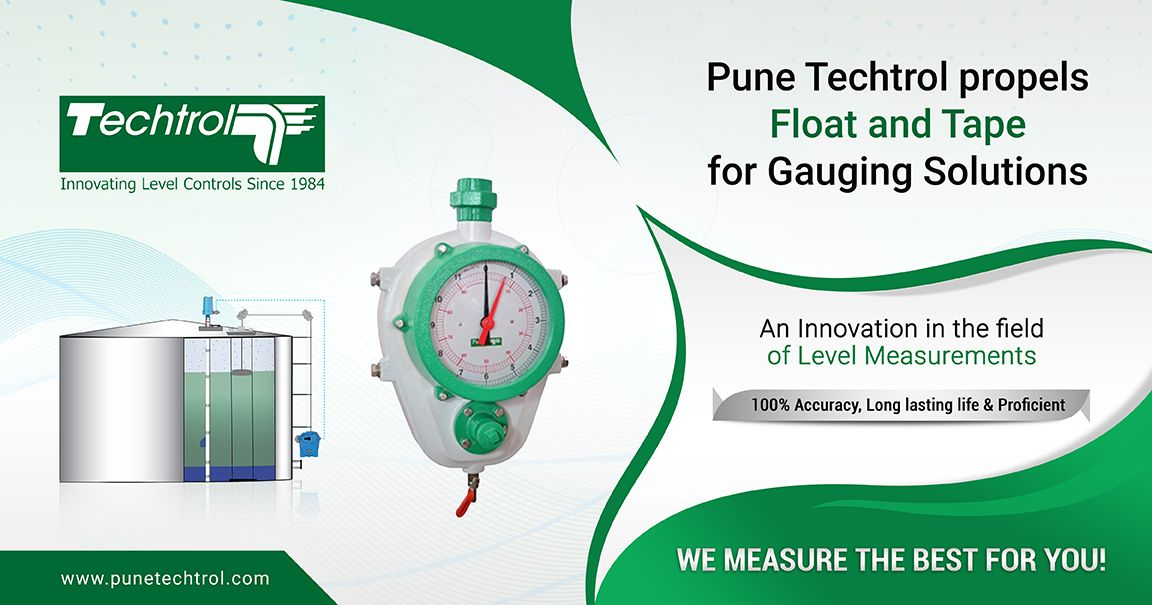 Pune Techtrol launches Float and Tape for Gauging Solutions