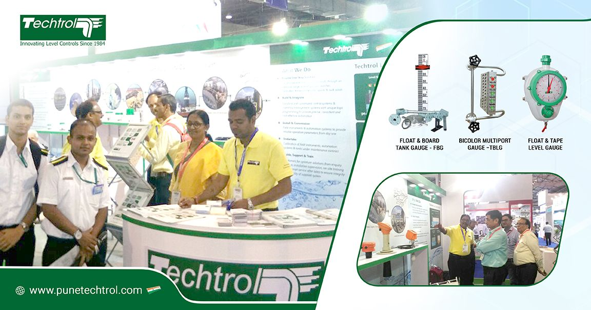 High Quality 'Techtrol' Instruments Recognized at South East Asia's Largest Automation Expo