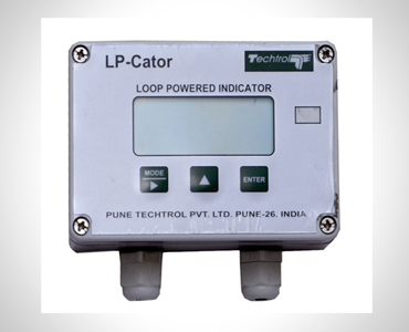 Display Instruments-LOOP POWERED INDICATOR - LP-CATOR