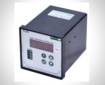 Display Instruments-  TECHTROL LEVEL INDICATOR CONTROLLER - TLIC