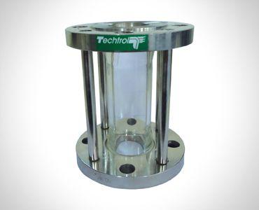 TECHTROL FULL VIEW SIGHT GLASS - TSG