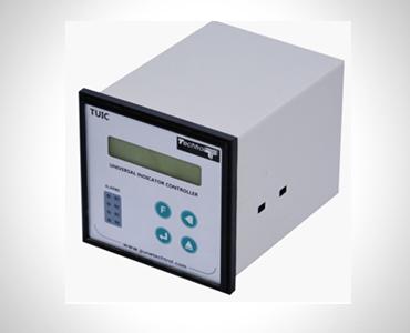 Display Instruments- TECHTROL UNIVERSAL INDICATOR CONTROLLER - TUIC
