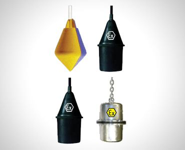 Level Switches For Solids- CABLE SUSPENDED TILT SWITCHES - FTS