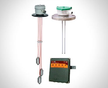 Level Switches For Liquids-CONDUCTIVITY TYPE LEVEL SWITCH FOR LIQUIDS – CNS