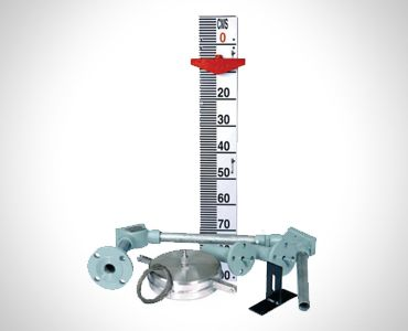 Level Gauges For Liquids- FLOAT AND BOARD TANK GAUGE - FBG