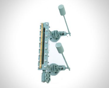 Level Measurement & Control Instrument for Marine Applications- REFLEX FLAT GLASS LEVEL GAUGE - RFG