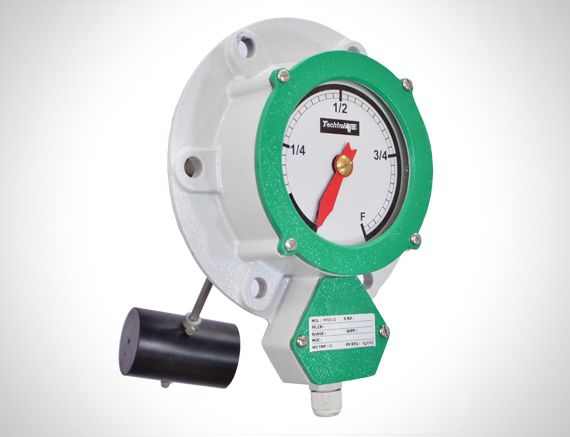 Level Gauges For Liquids- MAGNETIC FLOAT OIL GAUGE – MFDG