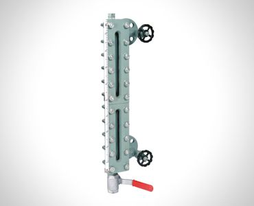 Level Gauges For Liquids-REFLEX FLAT GLASS LEVEL GAUGE - RFG