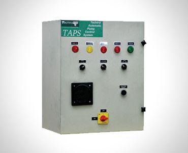 AUTOMATIC PUMP CONTROL – TAPS
